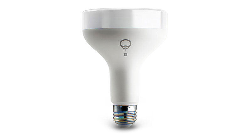Lifx Smart Led Br30 Colour Light Bulb With Night Vision