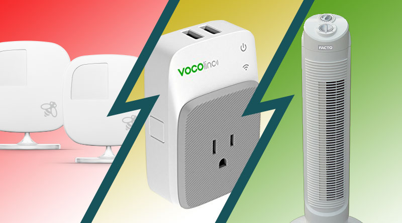 Using Smart Plugs, Sensors & Automations to control 'Dumb' Devices