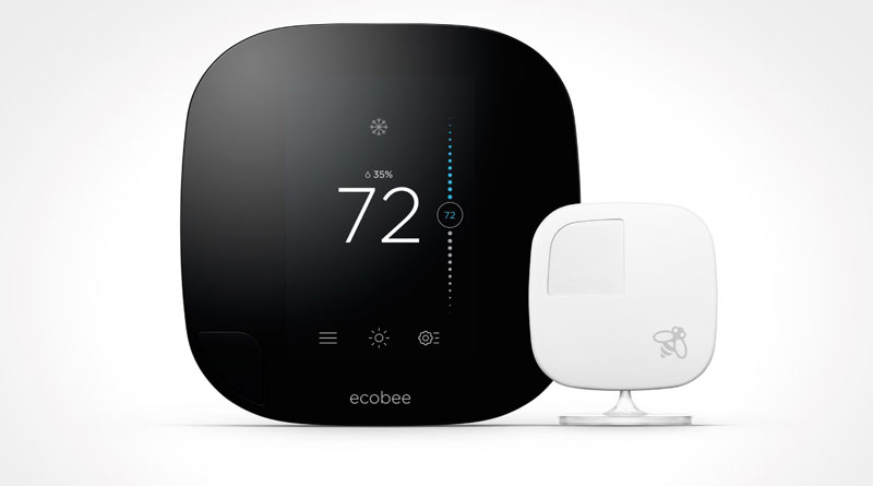 Ecobee 3 Smart Thermostat – Unboxing & Review
