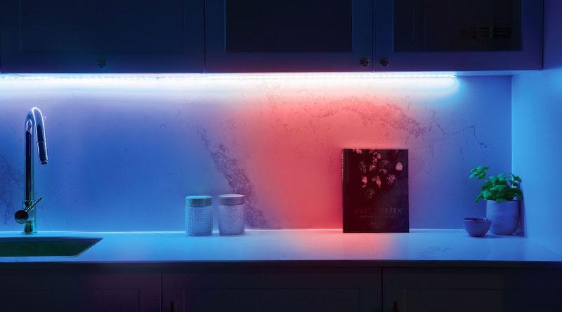 LifX Light Strip with Apple HomeKit