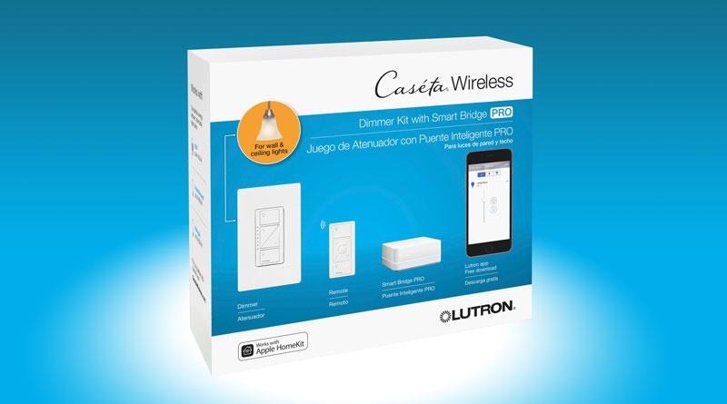 Lutron Caseta Starter Kit