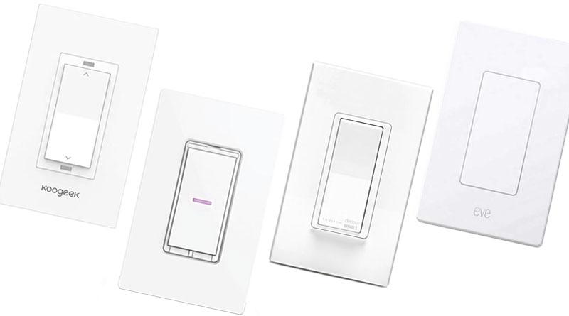 The Best Apple HomeKit Switch