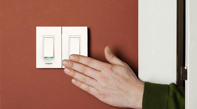 Koogeek KH01 Light Switch – unboxing, installation & setup