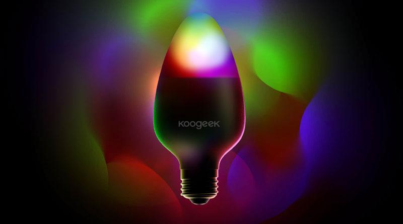 Koogeek LB1 Colour Smart Bulb