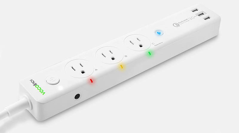Vocolinc PM2 Smart Power Strip