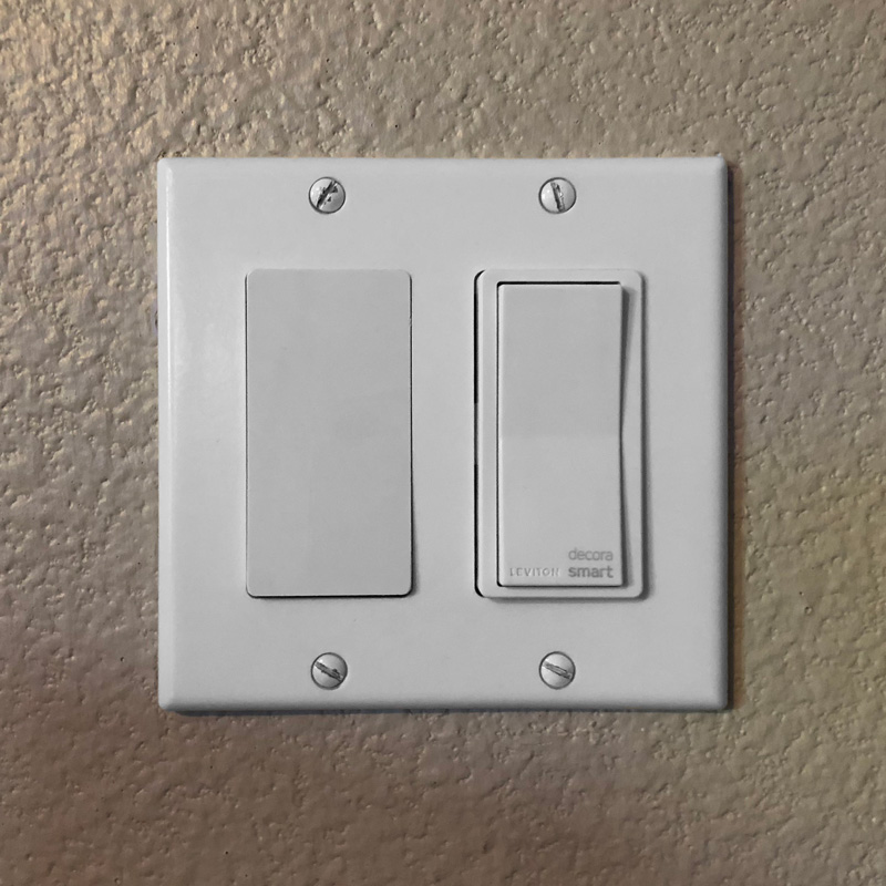 Leviton Decora Smart Switch and Smart Dimmer (review) – Homekit News ...