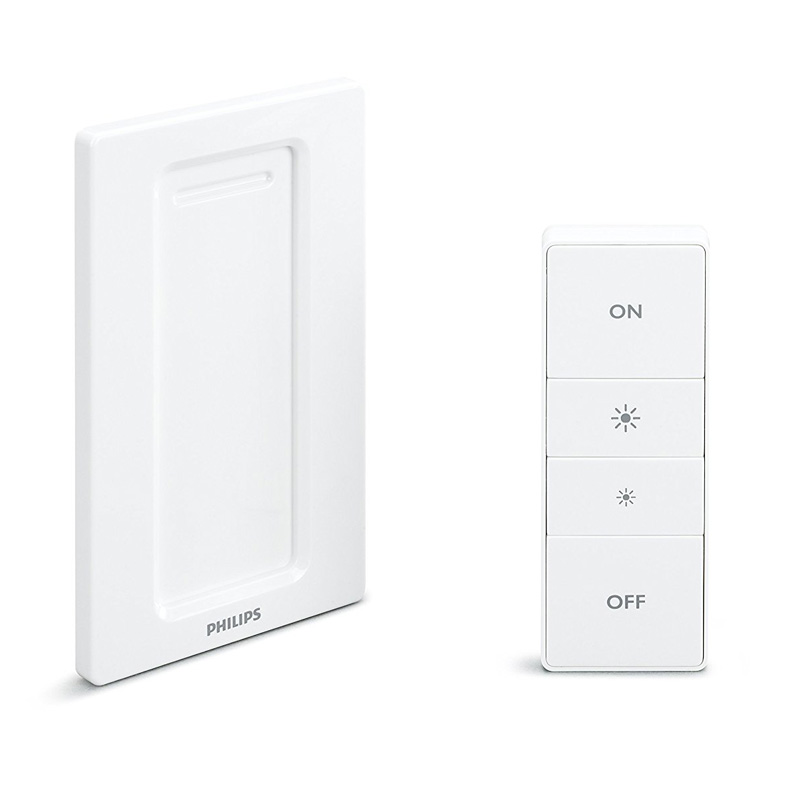 philips hue dimmer switch homekit news and reviews. Black Bedroom Furniture Sets. Home Design Ideas