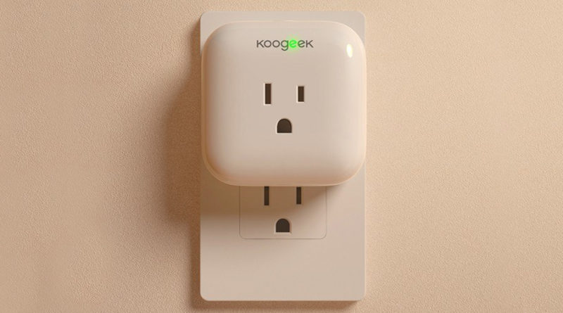 Setting up the Koogeek P1 Smart Plug