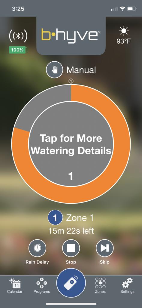 orbit hose faucet timer instructions