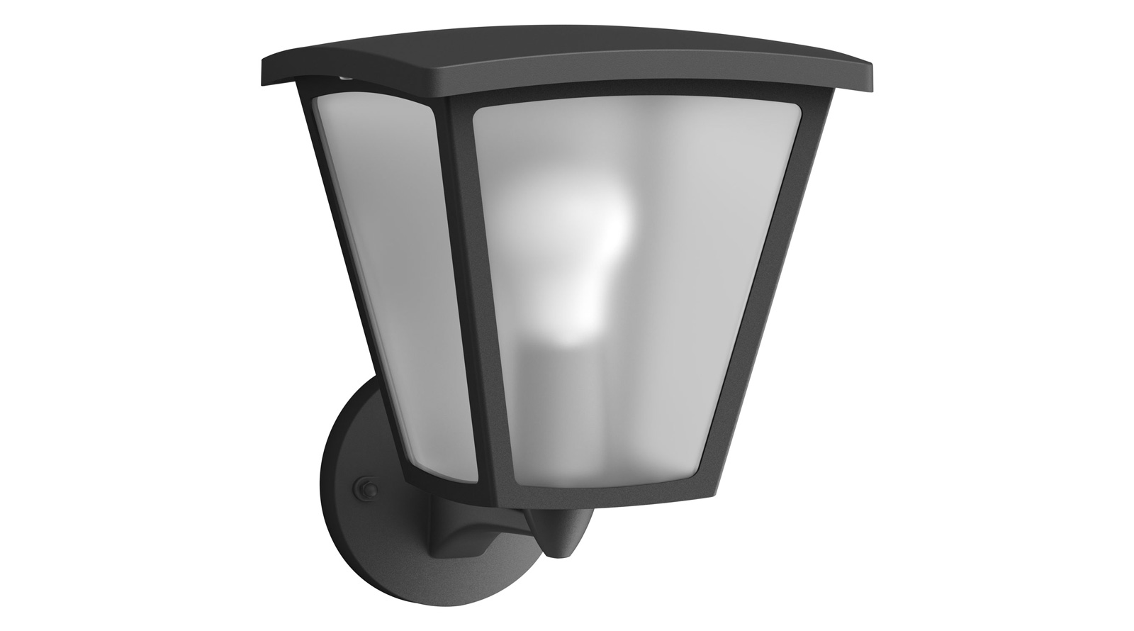 Philips hue inara smart outdoor wall light homekit news and reviews aloadofball Choice Image