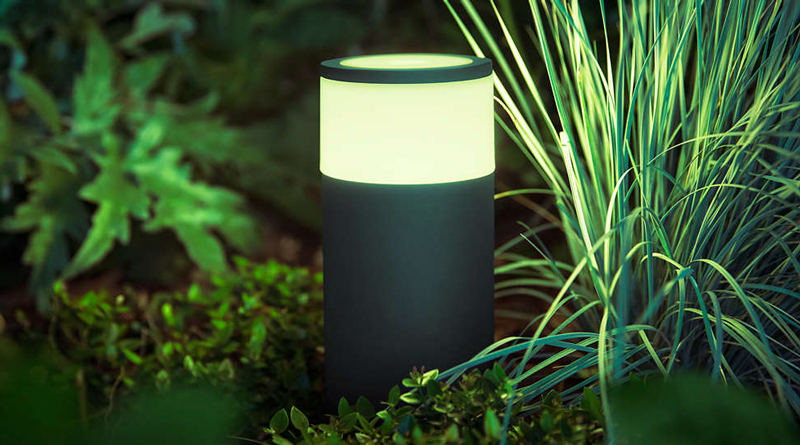 Philips Hue Calla Pathway Outdoor Garden Lighting