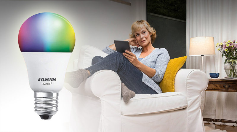 Sylvania Smart+ Colour E26 LED Bulb