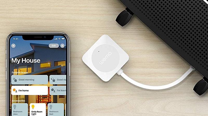 WeMo Bridge and Apple HomeKit – Quick Start Guide