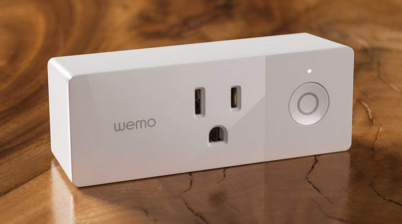 Wemo Mini Smart Plug and HomeKit Software Authentication
