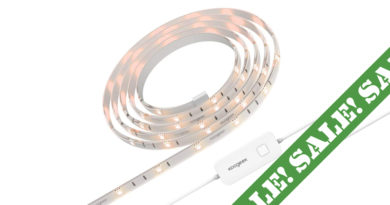 20% Off Koogeek Smart Light Strip on Amazon.com