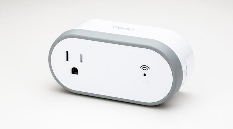 Opro9 Smart Plug with Apple HomeKit