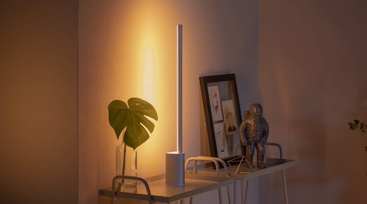 Philips Hue White And Colour Ambiance Signe Table Lamp Homekit News Reviews