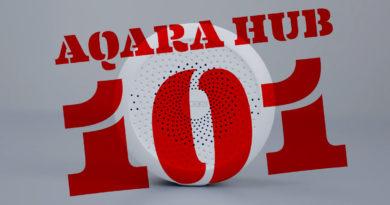 Aqara Hub 101 [updated Nov. 15th]