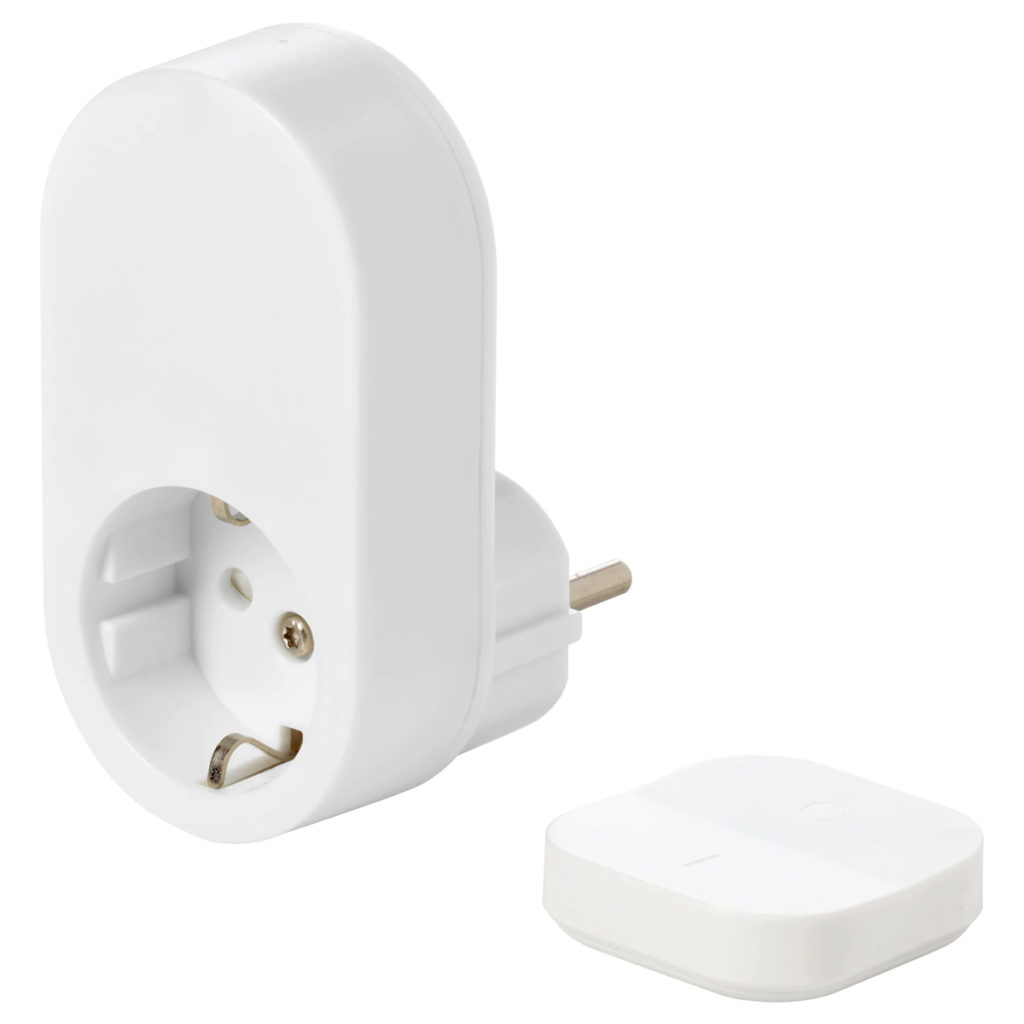 ikea smart plug available in swedish stores now homekit news and reviews. Black Bedroom Furniture Sets. Home Design Ideas