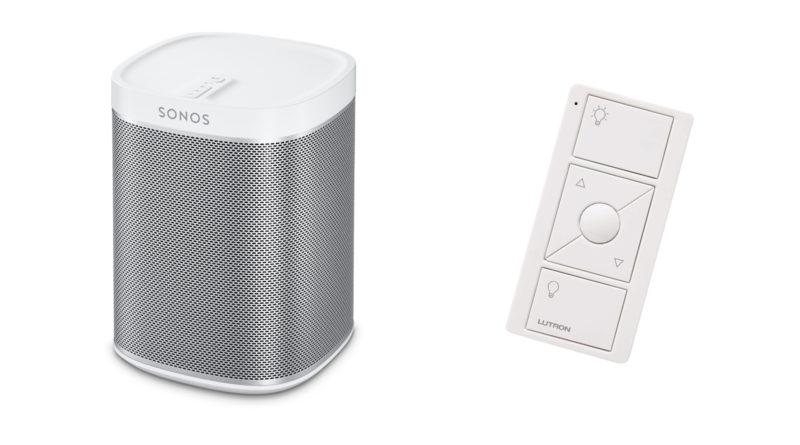 Sonos Volume Control With Lutron Pico Remote
