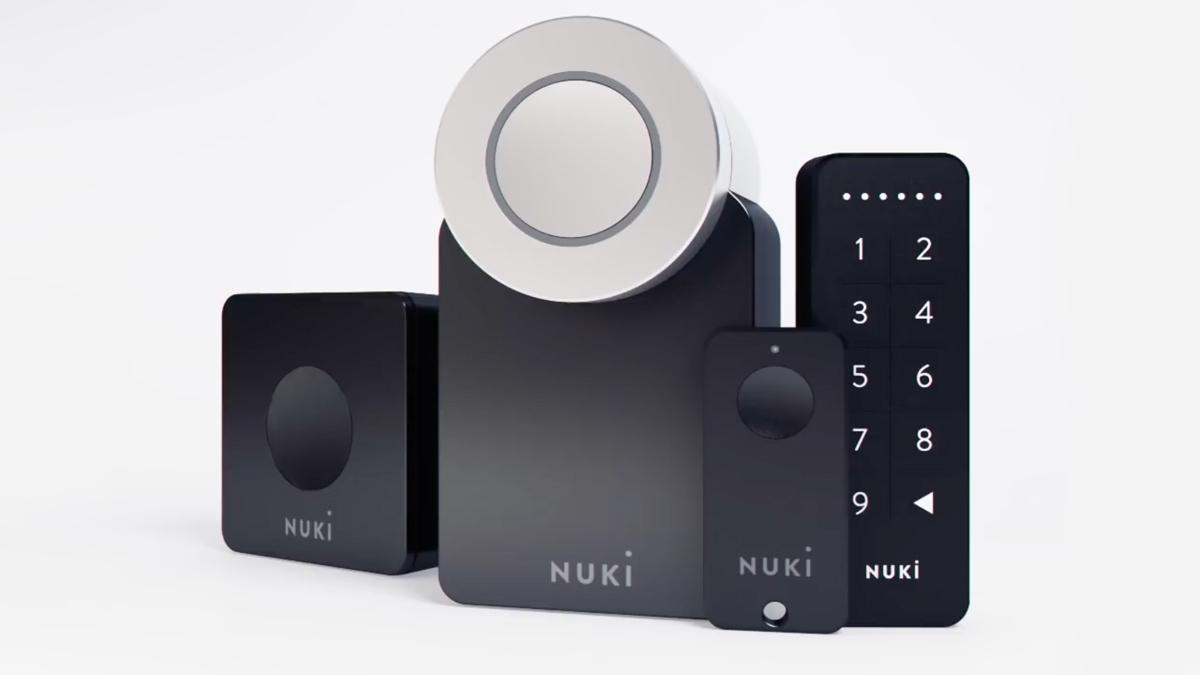 Nuki Smart Lock 3.0