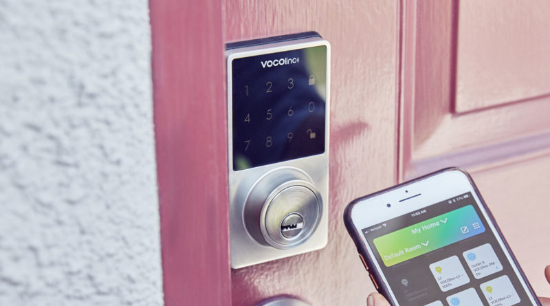 Vocolinc T-Guard Smart Lock Installation Guide