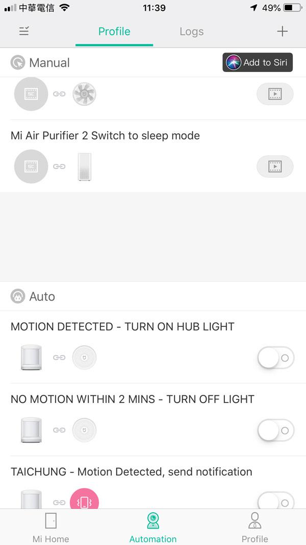 Using Siri Shortcuts in The Mi Home app – Homekit News and