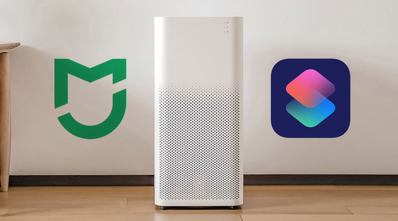 Control Your Mi Air Purifier With Siri Shortcuts