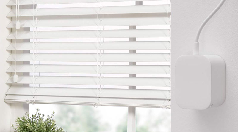 Soma Introduce 'Tilt' to Control Your Venetian Blinds