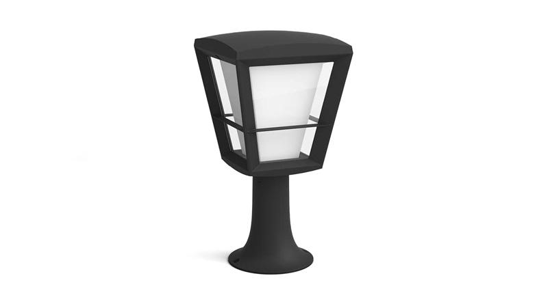 Philips Hue Econic Outdoor Pedestal Light Homekit News And