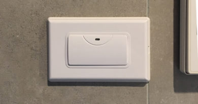 Frontier Release Neutral-Free BLE Light Switches