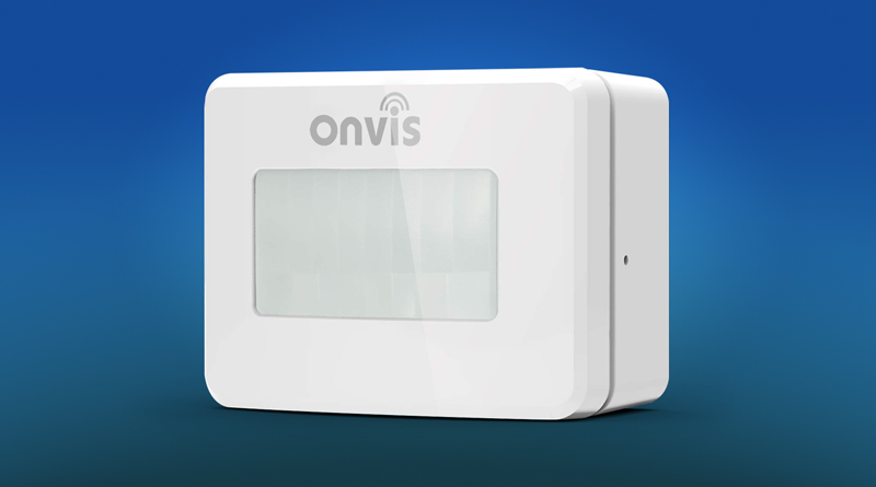 A Simple HomeKit Automation with the Onvis Motion Sensor