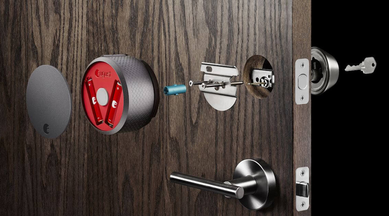 August Smart Lock Pro Installation