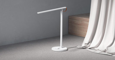 Mi Desk Lamp 1S (review)