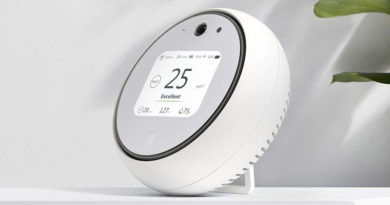 Koogeek Environment Monitor Available in Amazon EU Stores