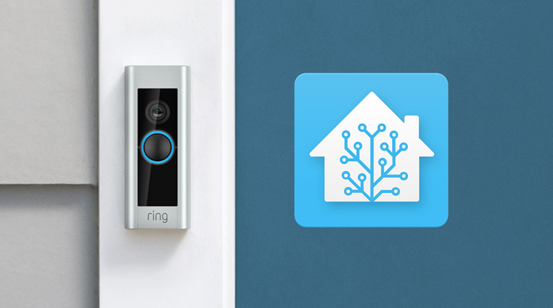 Using Home Assistant to Connect Ring Doorbell to HomeKit