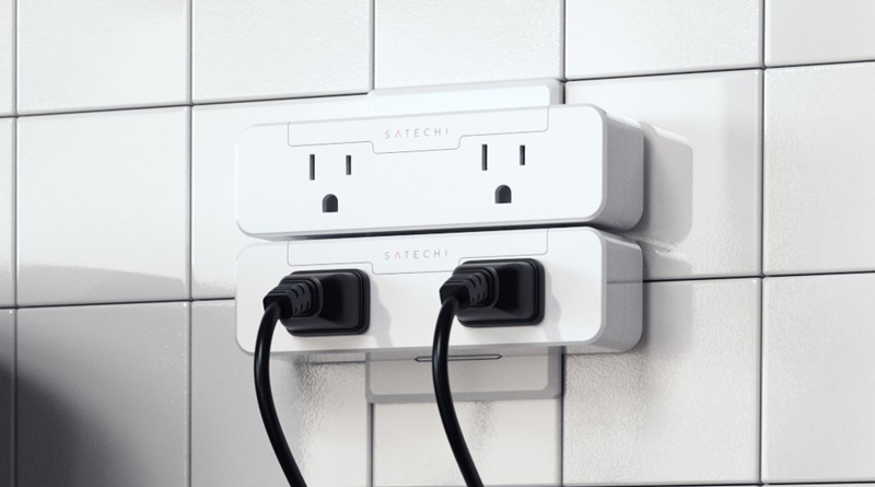Satechi Dual Smart Outlet (review) – Homekit News and Reviews