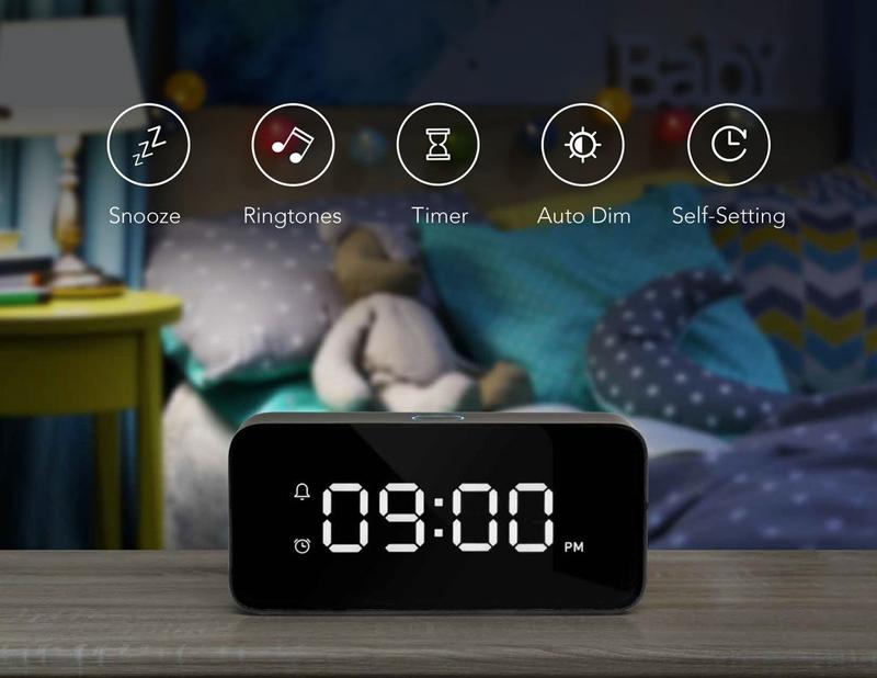 New Ai Alarm Clock Works With Hue, Apple Music – Homekit News and