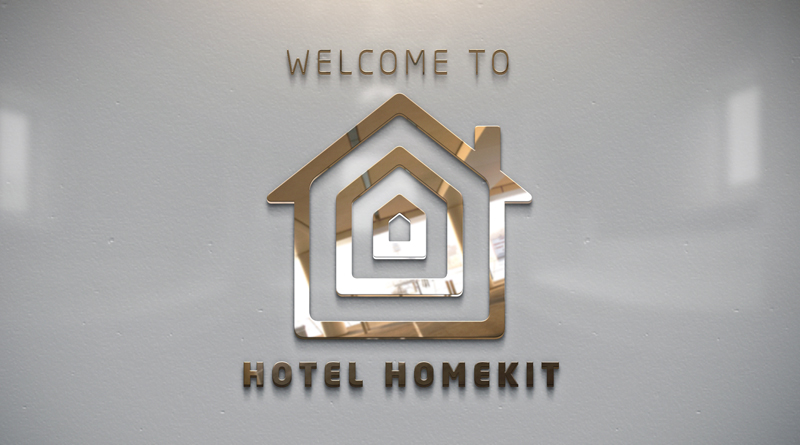 HomeKit Hotel: Take You Smart Home on The Road