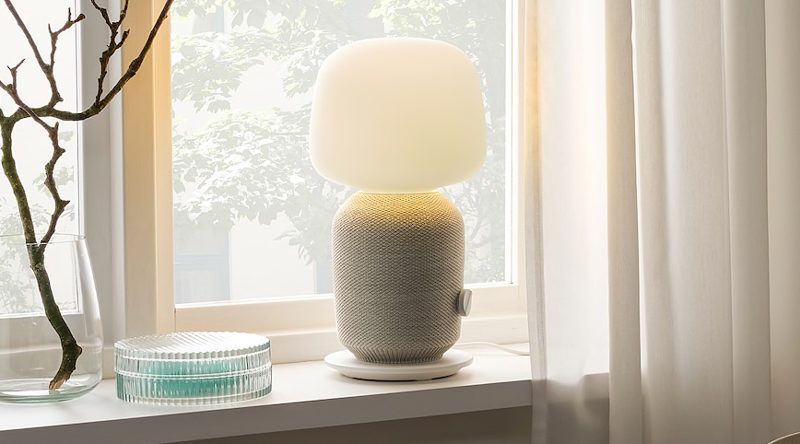 Ikea Symfonisk Table Lamp Sonos Speaker