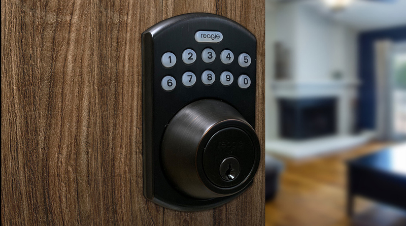The Reagle Smart Lock