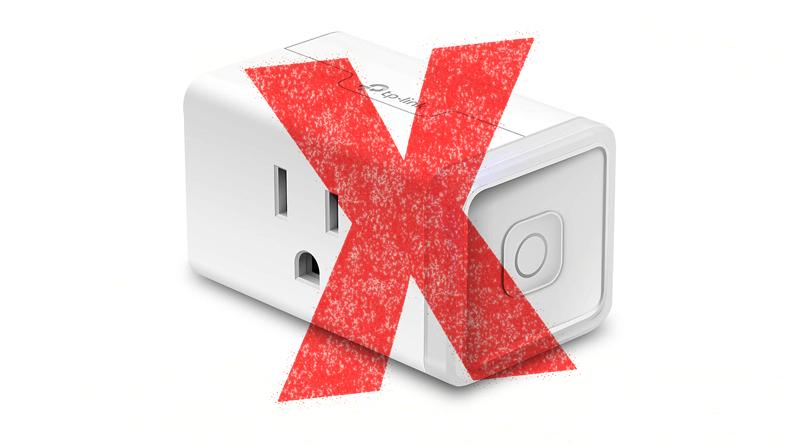 HomeKit Support Cancelled for TP-Link Kasa Smart Plug