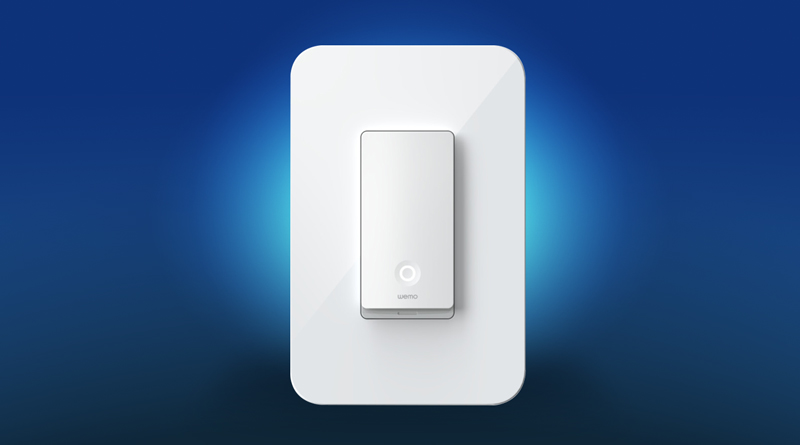 Wemo Smart 3-Way Light Switch