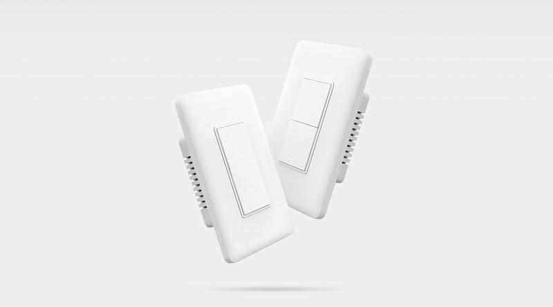 The New Aqara HomeKit Smart Switch