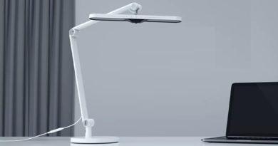 Yeelight Unveil Sense Smart Desk Lamp With HomeKit