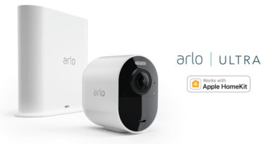 Arlo Announces HomeKit Compatibility for Arlo Ultra