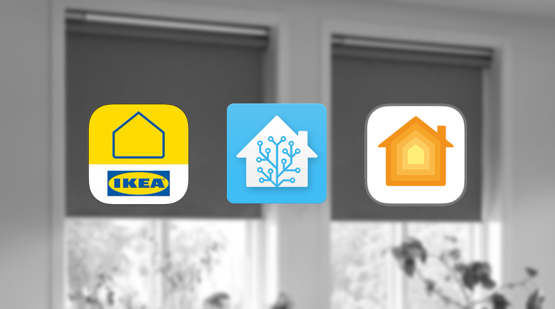 Using Home Assistant With Ikea Smart Blinds for HomeKit