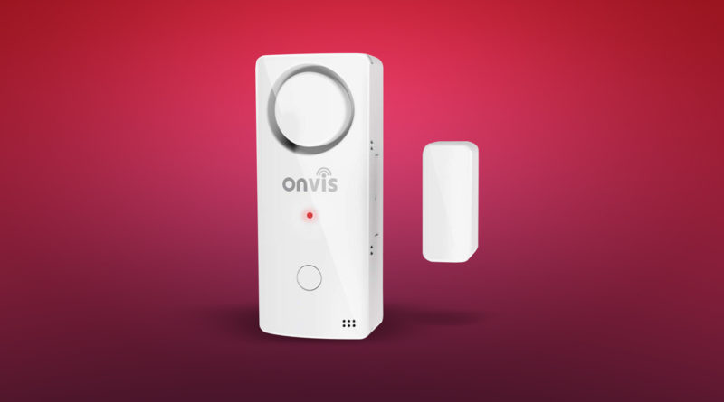 Onvis CS1 All-in-One HomeKit Security System