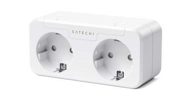 Satechi Dual Smart Outlet (EU)