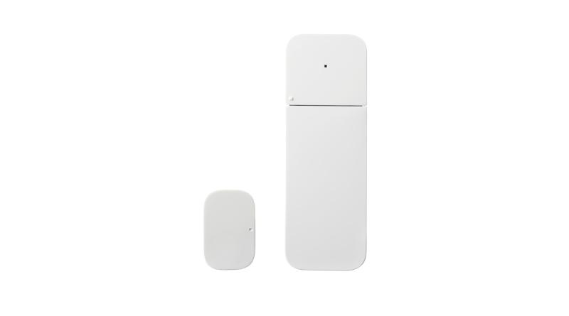 Window Detector Magnetic Door Sensor Burglar Alarm High Volume Multi-Function Simple Use for Door//Window//Strongbox